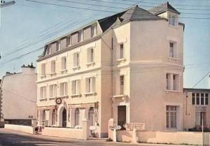 Hôtel Moguérou (carte postale Jack)
