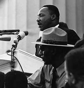 Discours de Martin Luther King