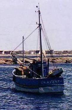 En Avant, carte postale Le Doaré n°467 (extrait)