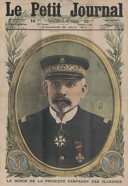 L'amiral Pierre Alexis Ronarc'h