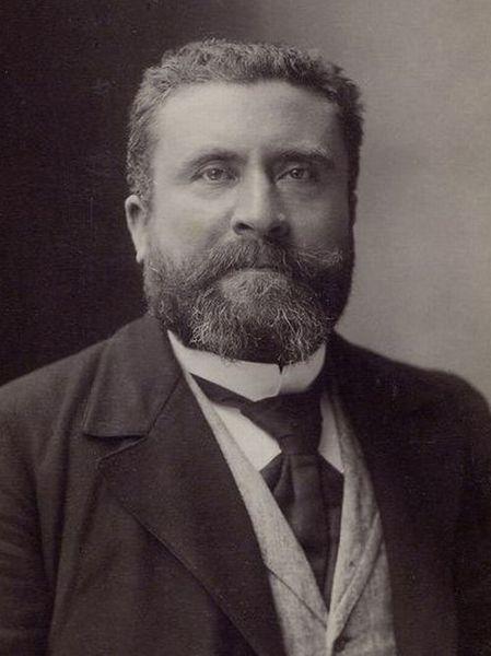 Jean Jaurès, photo de Nadar