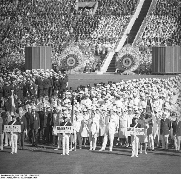Cérémonie d'ouverture des Jeux olympiques