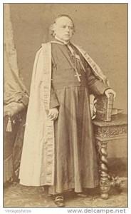 Monseigneur Sergent, Photographie de Frank