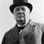 Winston Churchill. Coll. Bibliothèque du Congrès (1942)