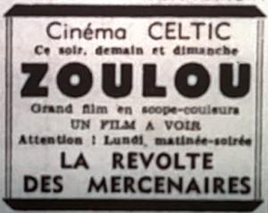 Celtic, Tél 1965 04