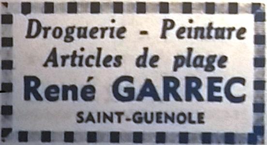 Garrec, Tél 1965 08