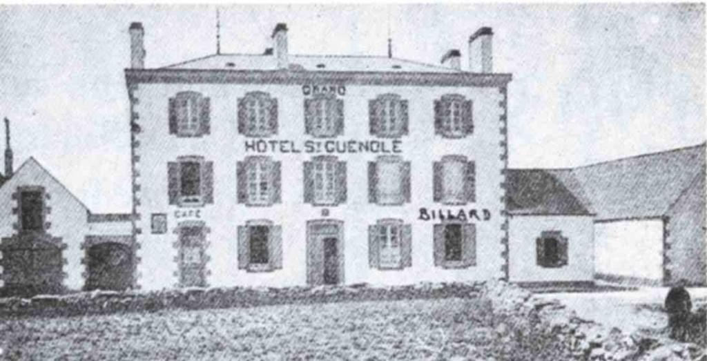 Hôtel Saint-Guénolé, zn a+