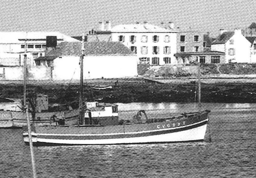 La Poissonnière, détail d'une carte postale (éditeur inconnu)