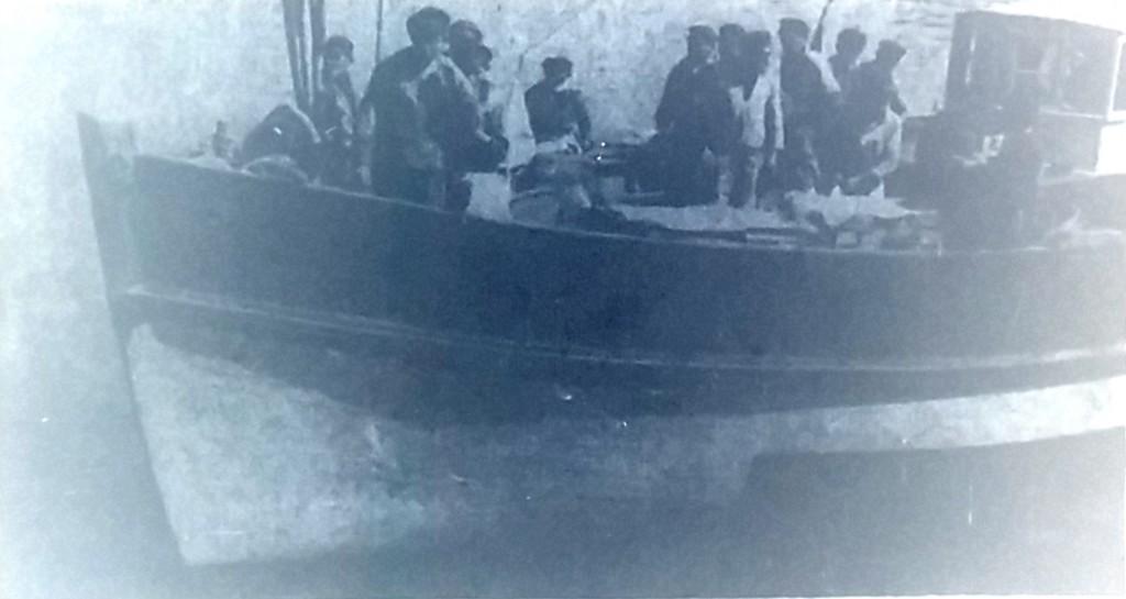 Revanche de la Raison, Tél 1955 06 16