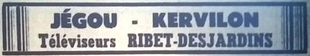 Jégou, Tél 1965 10