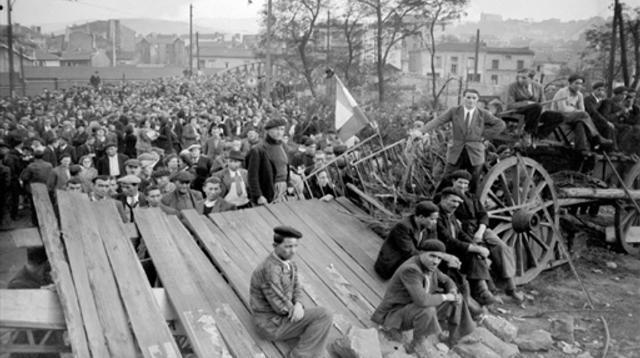 Mineurs1948-Grève