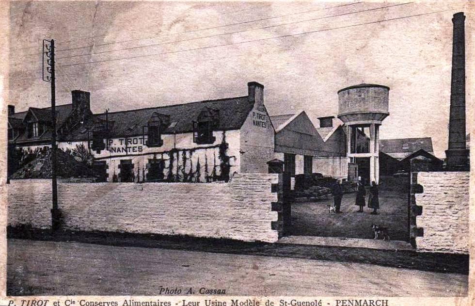 Nenez, Cassan a+, avant 1938, usine Tirot