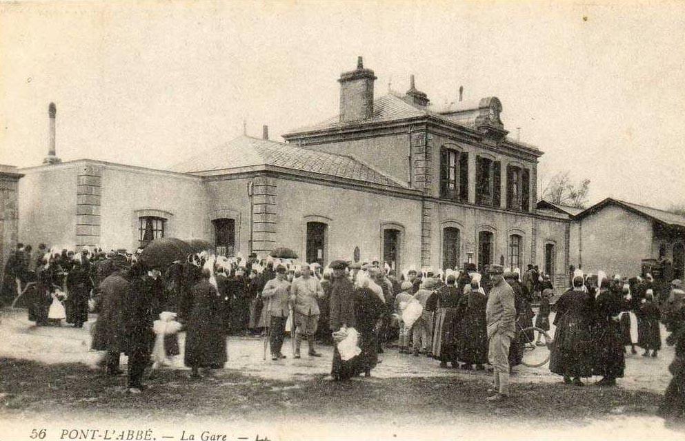 Gare, Lévy 56+