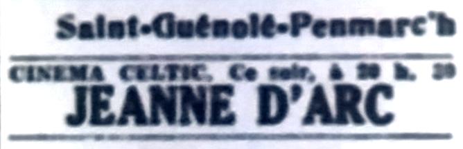Celtic, Tél 1950 11 16