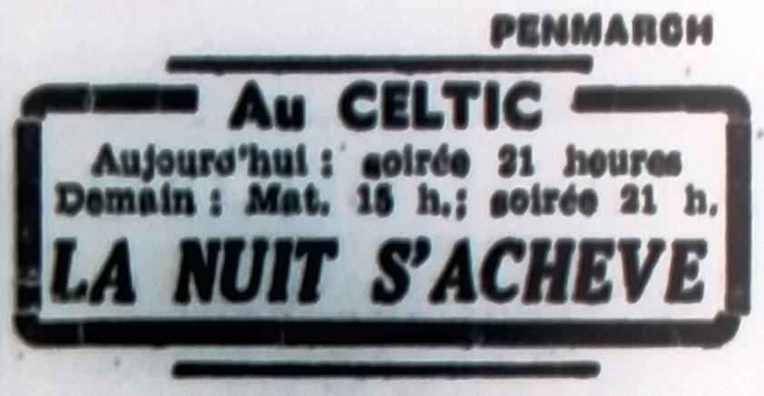 Celtic, OF 1951 05 26