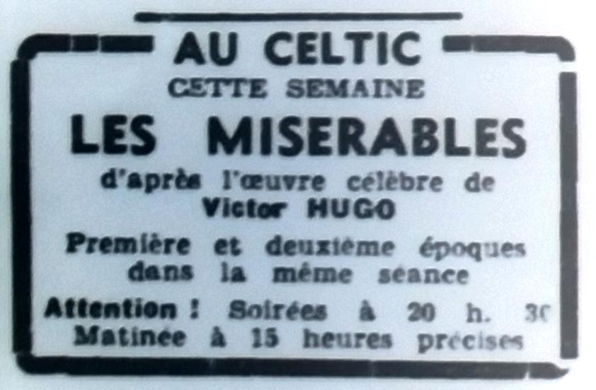 Celtic, OF 1952 02 22