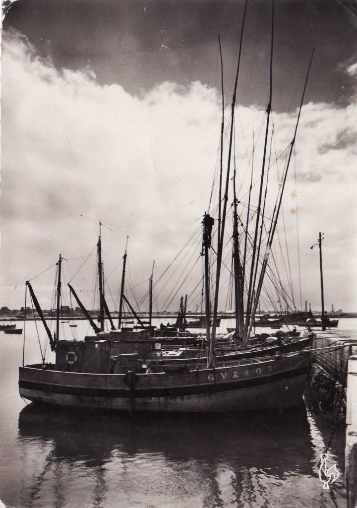 Stéfen Couz, cp Tirages modernes b24, av1956