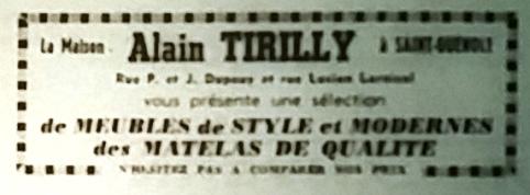 Tirilly, Alain, Tél 1966 03
