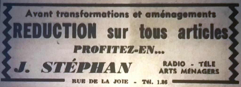 Stéphan, J, Tél 1966 05 24