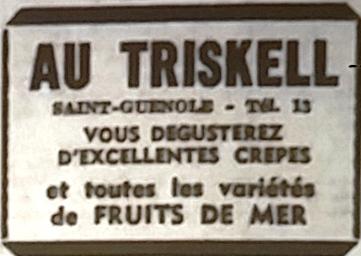 Triskell, Tél 1966 08 14