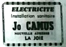 Camus, Jo, Tél 1966 03