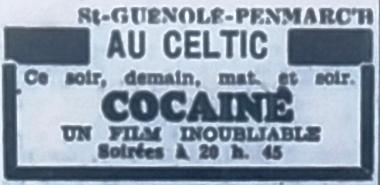 Celtic, Tél 1954 11 10