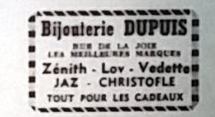 Dupuis, Tél 1966 03